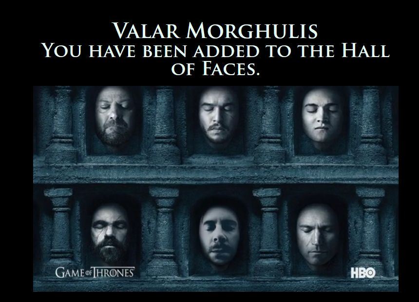 hall of faces JB game-of-thrones.fr