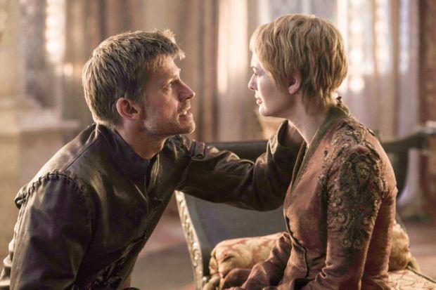 jaime et cersei saison 6 de Game of Thrones