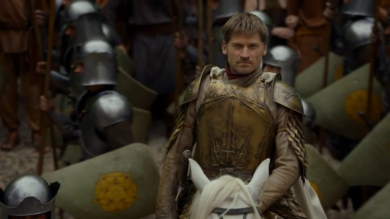 jaime game of thrones saison 6