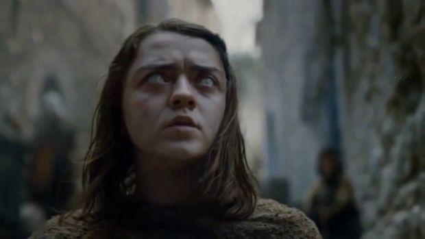Nouvel extrait de l'épisode 6×01 de Game of Thrones avec Arya