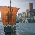 game of thrones 6x01 bateau Jaime