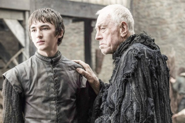 game of thrones 6x02 Home bran