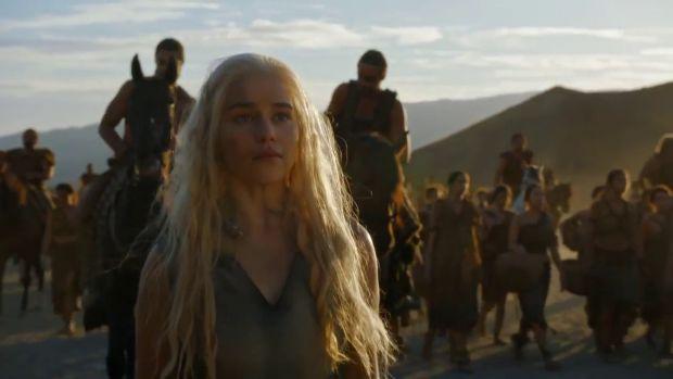 Des nouveaux extraits pour l'épisode 6×01 de Game of Thrones : The Red Woman