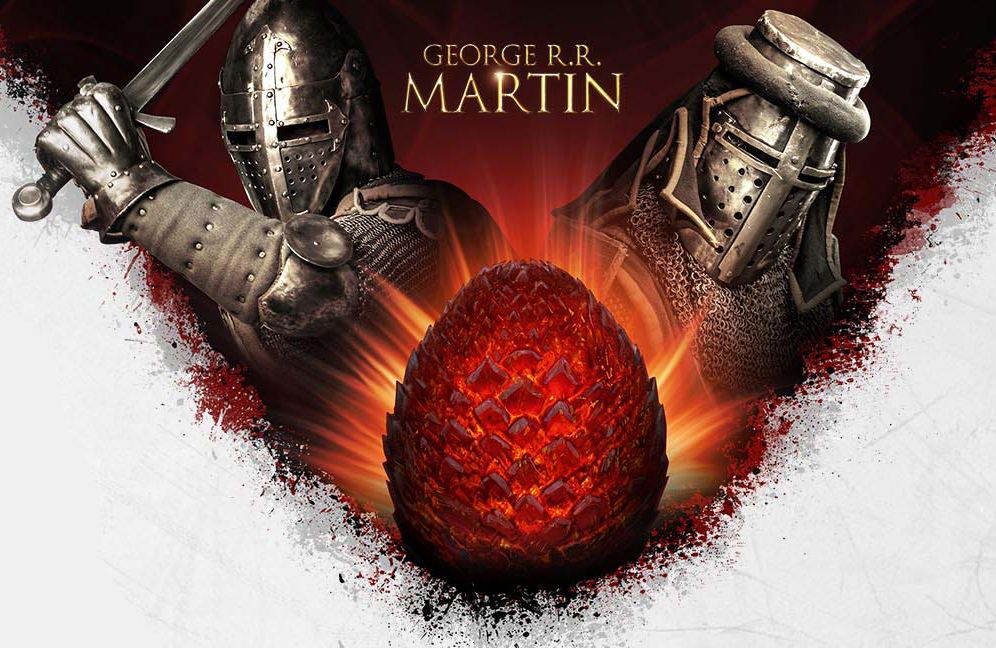 L'idée de George R.R. Martin pour un Spin-Off de Game of Thrones