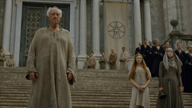 Game of Thrones Season 6 6x06 maegery High Sparrow