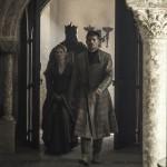 Jaime et Cersei
