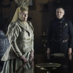 game of thrones 6x04 Olenna Tyrell et Kevan Lannister
