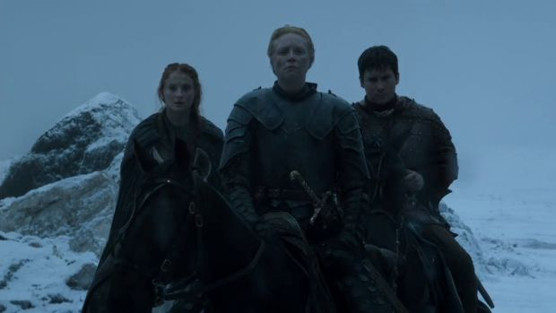 Bande annonce de l'épisode 6×04 de Game of Thrones : Book of the Stranger