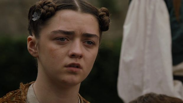 game of thrones 6x05 Arya