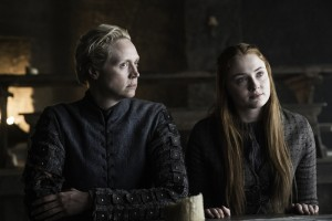 game of thrones 6x05 Brienne et Sansa