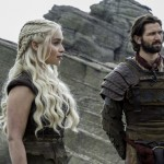 game of thrones 6x05 Daario et Daenerys