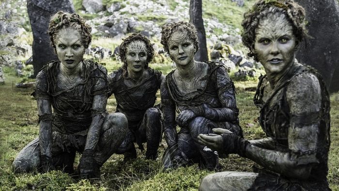 game of thrones 6x05  enfants de la foret