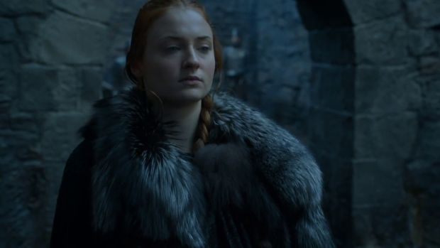 game of thrones 6x07 Sansa