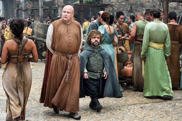 Game of thrones 6x08  Tyrion et Varys