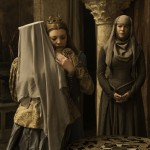 game of thrones 6x07  Olenna Tyrell,  Margaery Tyrell  et Septa Unella.