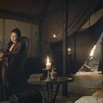 game of thrones 6x09 Jon Snow et Melisandre