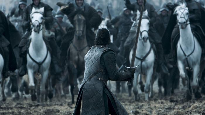 game of thrones 6x09 Jon Snow