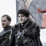 game of thrones 6x09 Ramsay et Harald Karstark