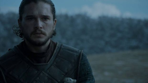 game of thrones 6x09 jon snow