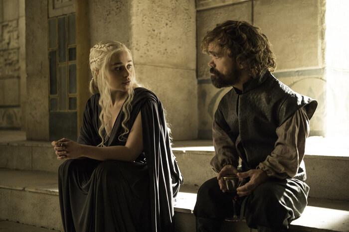 game of thrones 6x10 Daenerys Tyrion