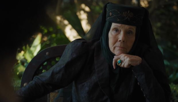 game of thrones audiences 6x10 olenna