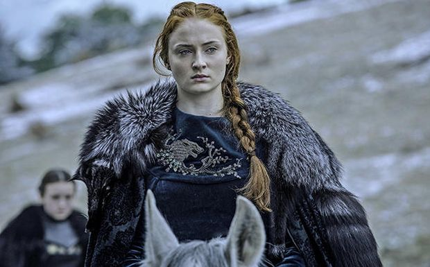 sansa game of thrones saison 7