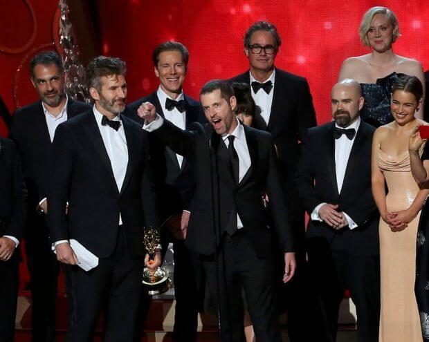 Emmy Awards 2016 : Game of Thrones élue meilleure série !