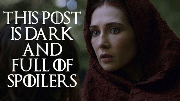 Spoilers Game of Thrones saison 7, tous les résumés.