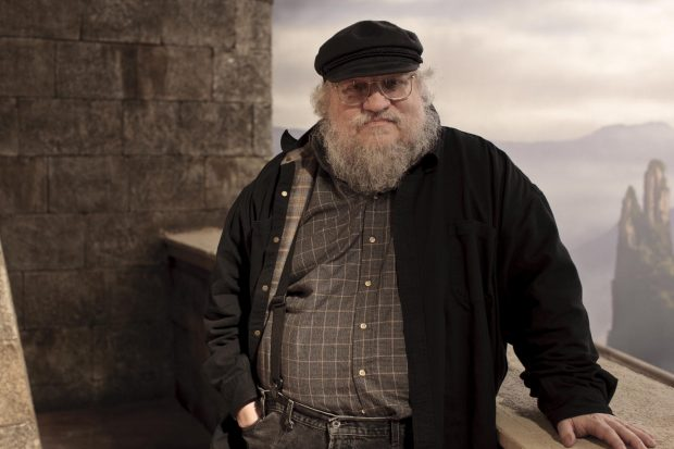 Selon George R.R. Martin, Winds of Winter sortira cette année