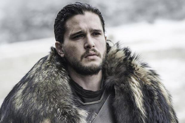 game of thrones season 8 -jon-snow