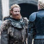 game of thrones saison 7 Tormund Giantsbane Brienne of Tarth