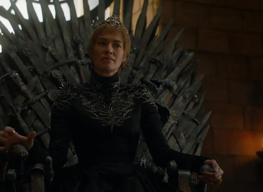 Cersei-Iron-Throne