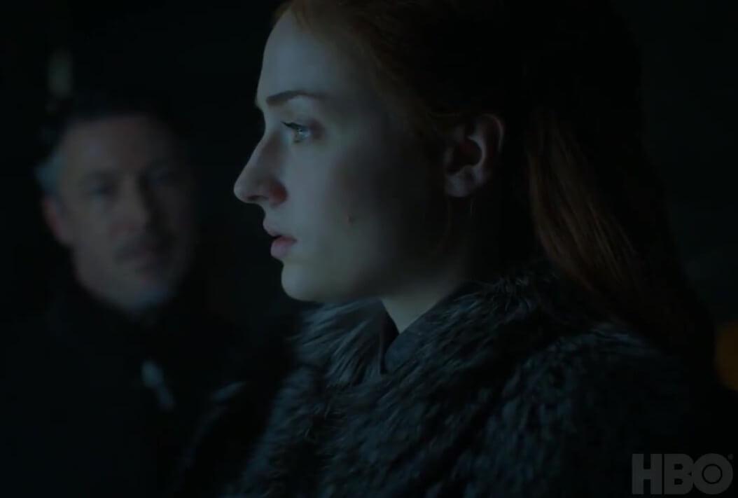 Sansa-Littlefinger