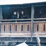 Game of ThronesBehind the ScenesSeason 7, Episode TKL-R: Aidan Gillen as Petyr 'Littlefinger' Baelish and Sophie Turner as Sansa Stark