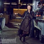 Game of Thrones - Season 7Maisie WilliamsPhotograph by Marc Hom on November 22, 2016 in Belfast.