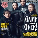 famille stark saison 7 game of thrones jon arya sansa bran couverture