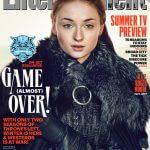 famille stark saison 7 game of thrones sansa couverture