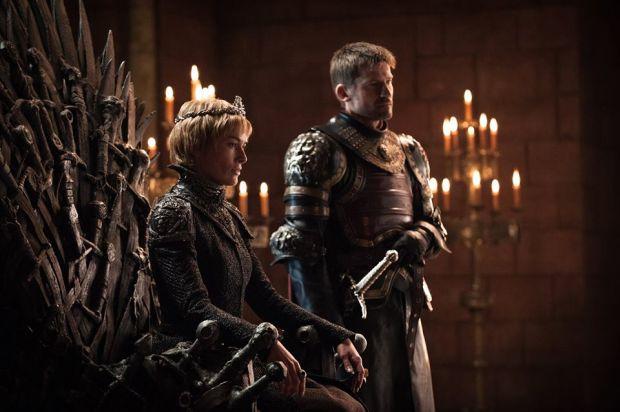 game of thrones saison 7 cersei jaime 7x01
