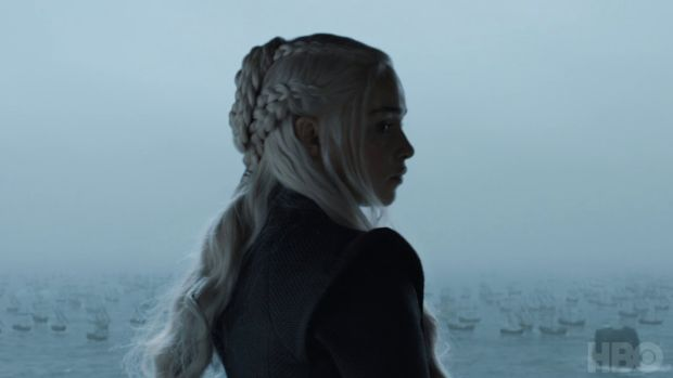 Bande annonce de l'épisode 7×02 de Game of Thrones : Stormborn