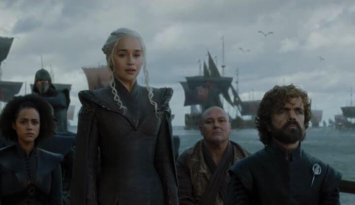 Sondage : Quelle a été votre scène préférée de l'épisode 7×01 de Game of Thrones