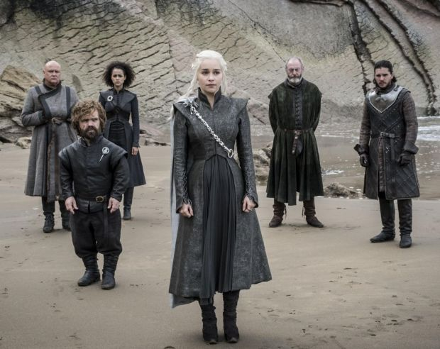 Les photos promo de l'épisode 7×04 de Game of Thrones : The Spoils of War