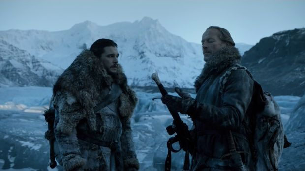 Les audiences USA de l'épisode 7×06 de Game of Thrones : Beyond the Wall