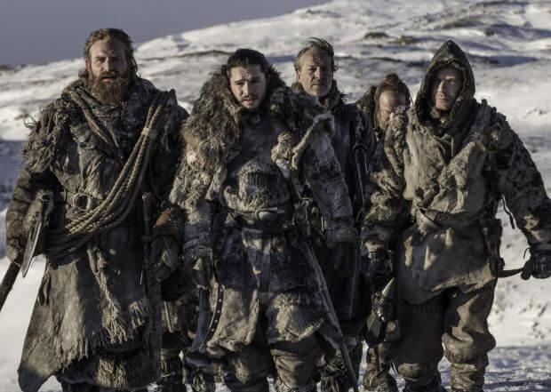 Vos réactions sur l'épisode 7×06 de Game of Thrones : Beyond the Wall