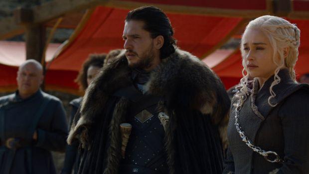 Sondage : Votre scène favorite du 7×07 de Game of Thrones – The Dragon and The Wolf