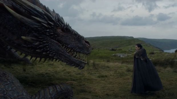 Sondage : Votre scène favorite du 7×05 de Game of Thrones – Eastwatch