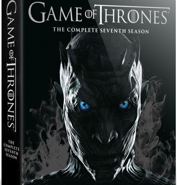 Les coffrets DVD / Blu-ray de la saison 7 de Game of Thrones sortiront le 11 décembre 2017