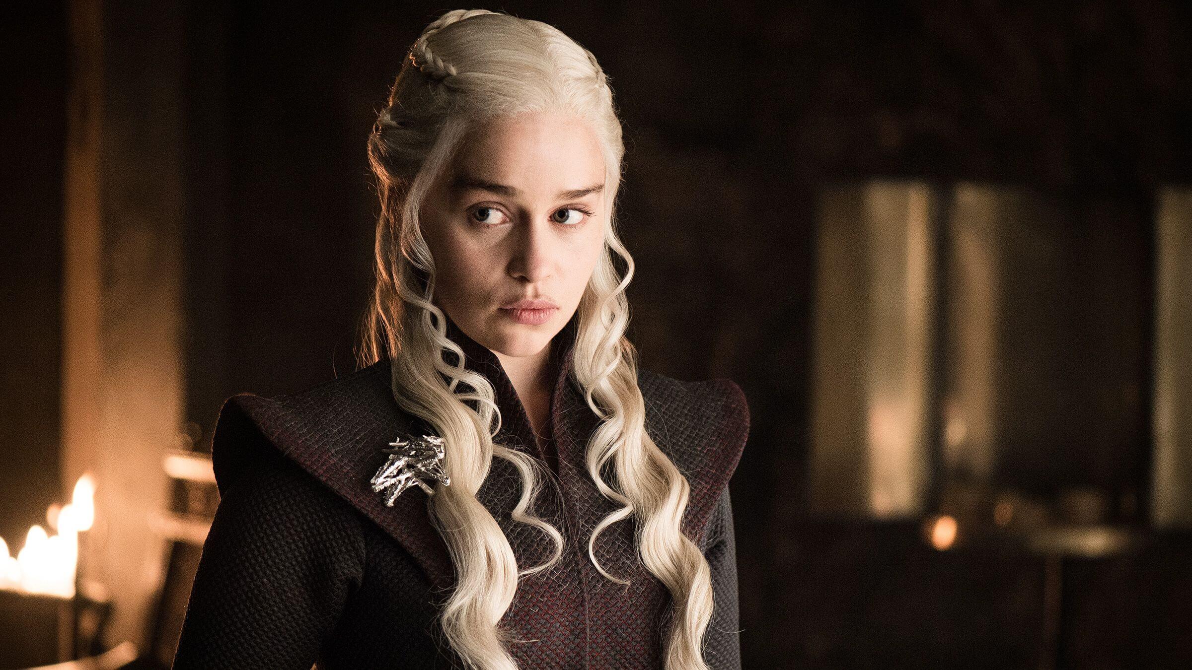 Emilia Clarke a déjà tourné la dernière scène de Game of Thrones de Daenerys