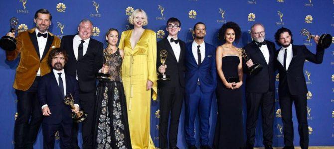 Game of Thrones remporte le prix de la meilleure série aux Emmy pour la troisième fois