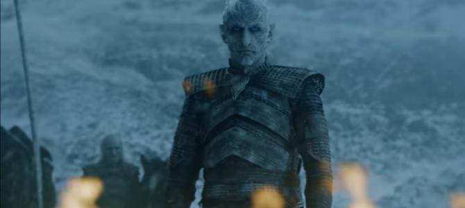Premier Teaser pour la saison 8 de Game of Thrones  annonçant la diffusion pour avril 2019
