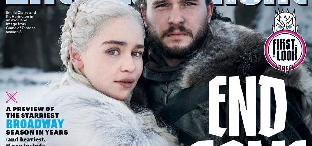Première photo officielle de la saison 8 de Game of Thrones !